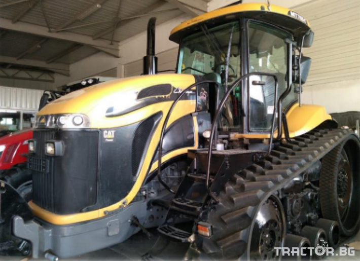 Трактори Challenger MT 765C 0 - Трактор БГ