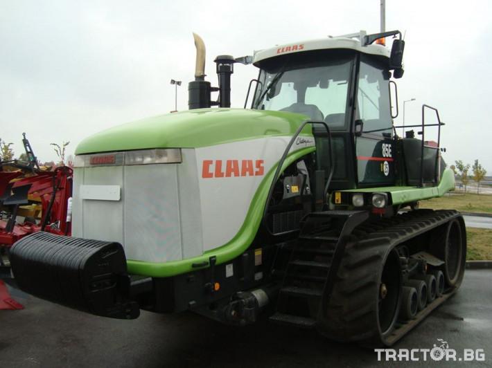 Трактори Challenger Употребяван трактор 85E 0 - Трактор БГ