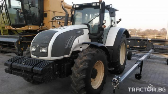 Трактори Valtra T202V 0 - Трактор БГ