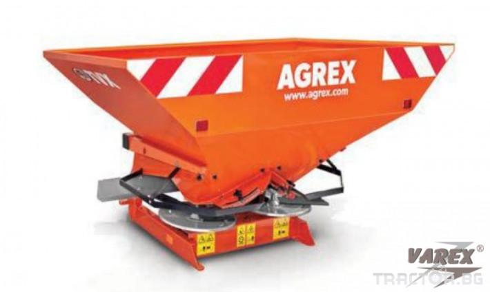 Торачки Agrex TVX 850 0 - Трактор БГ