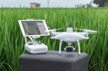 Оборудване за анализи Инспекция на посевите чрез заснемане с дрон