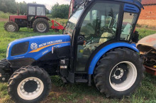 New-Holland Употребяван трактор TT75J