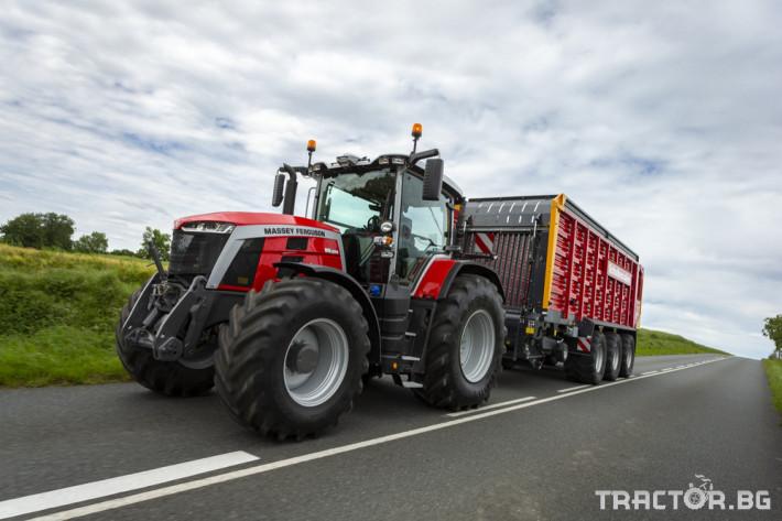 Трактори Massey Ferguson 8S.265 0 - Трактор БГ