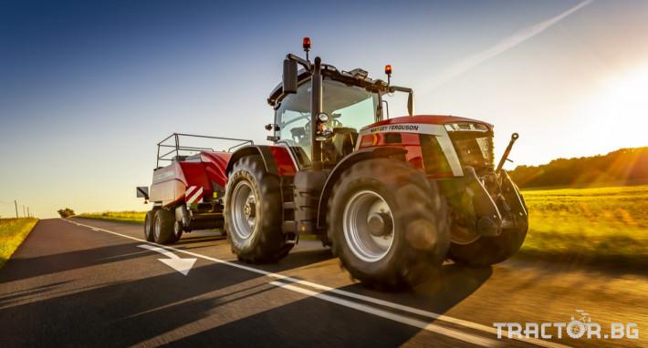 Трактори Massey Ferguson 8S.265 1 - Трактор БГ