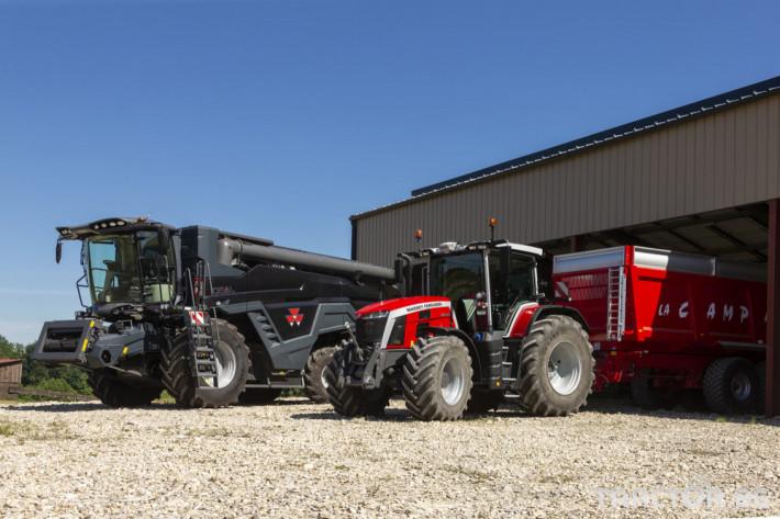 Трактори Massey Ferguson 8S.265 4 - Трактор БГ