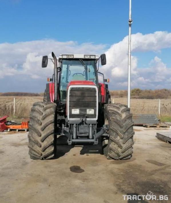 Трактори Massey Ferguson Употребяван трактор MF8170 1 - Трактор БГ