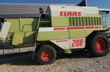 Claas Употребяван комбайн Mega 208