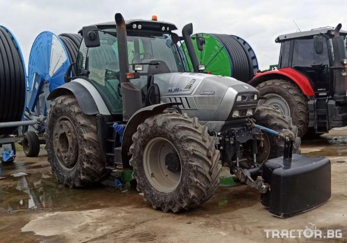 Трактори Lamborghini Употребяван трактор R6 190 T4i 0 - Трактор БГ