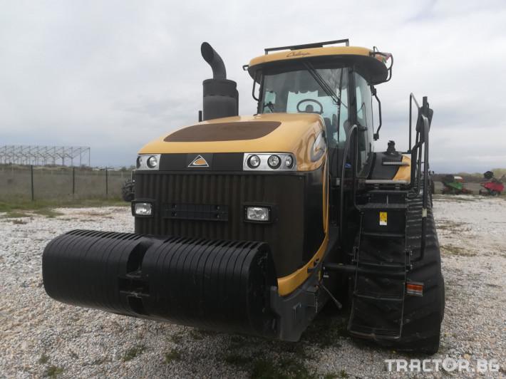 Трактори Challenger Употребяван трактор MT855E 1 - Трактор БГ