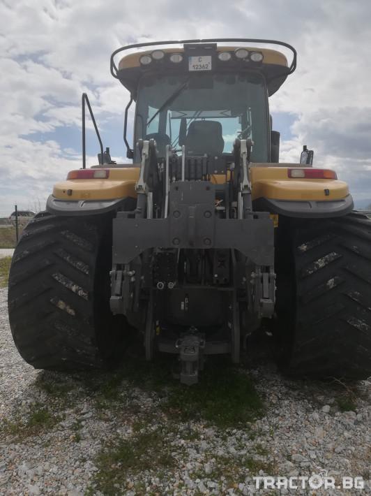Трактори Challenger Употребяван трактор MT855E 3 - Трактор БГ