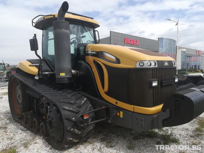 Трактори Challenger Употребяван трактор MT855E 5 - Трактор БГ