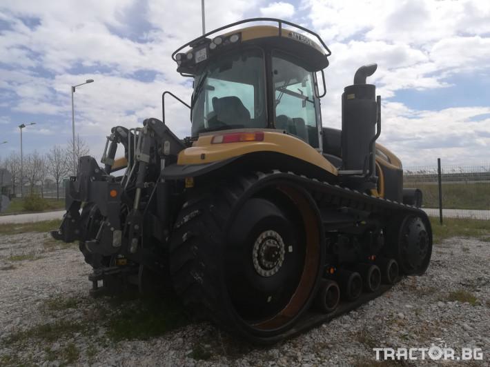 Трактори Challenger Употребяван трактор MT855E 6 - Трактор БГ