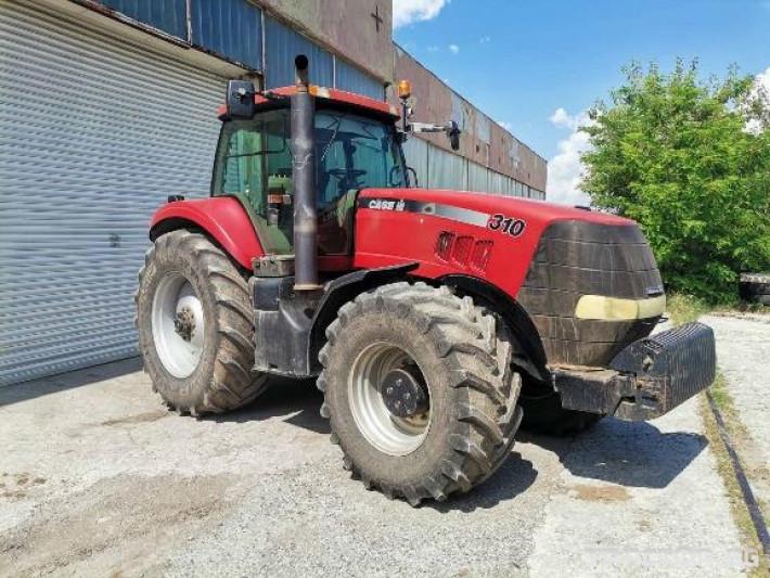Трактори CASE-IH MAGNUM 310 0 - Трактор БГ