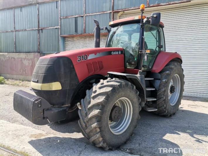 Трактори CASE-IH MAGNUM 310 1 - Трактор БГ