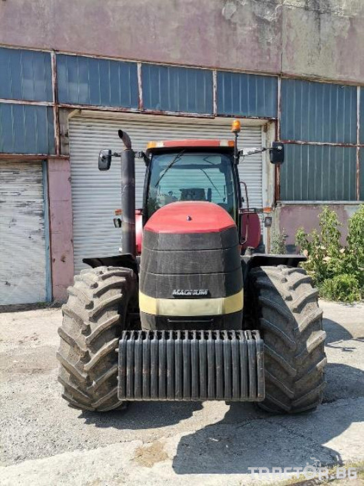 Трактори CASE-IH MAGNUM 310 2 - Трактор БГ