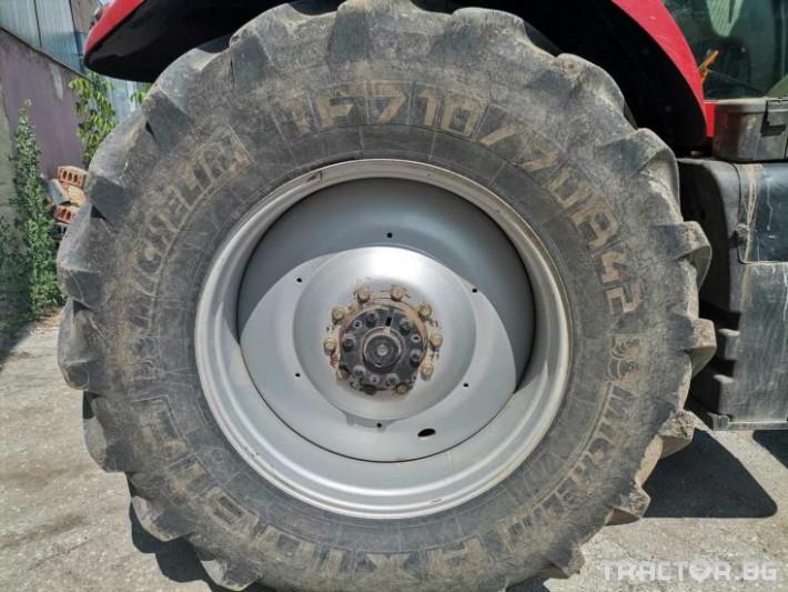 Трактори CASE-IH MAGNUM 310 4 - Трактор БГ