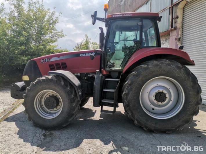 Трактори CASE-IH MAGNUM 310 5 - Трактор БГ