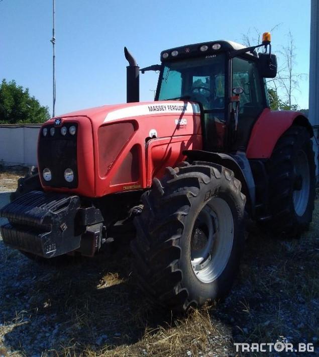 Трактори Massey Ferguson MF8450 VT 0 - Трактор БГ