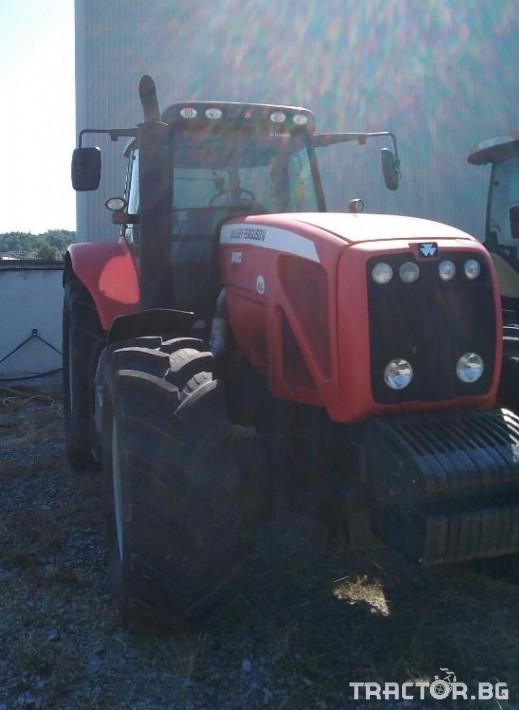 Трактори Massey Ferguson MF8450 VT 1 - Трактор БГ
