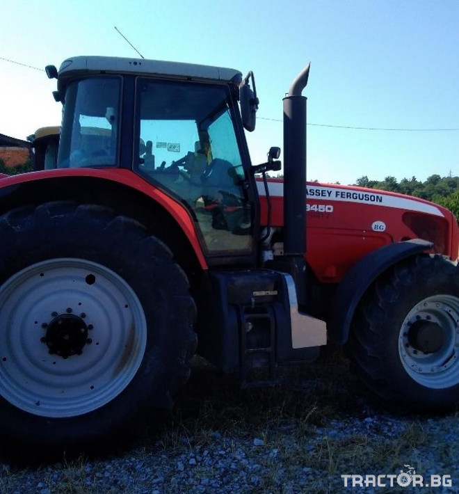 Трактори Massey Ferguson MF8450 VT 2 - Трактор БГ