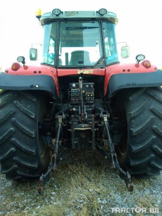 Трактори Massey Ferguson MF8450 VT 4 - Трактор БГ