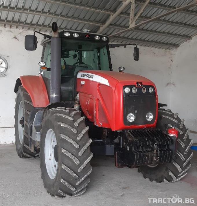 Трактори Massey Ferguson MF8460 0 - Трактор БГ